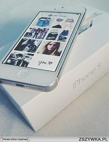 #white #iphone #5