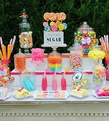 Candy Bar na weselu – Czym jest i jak go zorganizować? - zapraszam na prettyday.pl