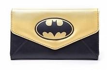 Kliknij w zdjęcie i przejdź do sklepu.   Damski portfel Batman - kopertówka. ...