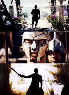 Gladiator- jeden z moich ulubionych filmów ♥