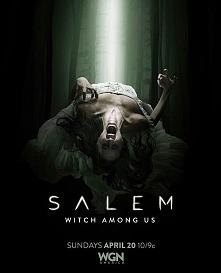 Salem.  Świetny serial :)