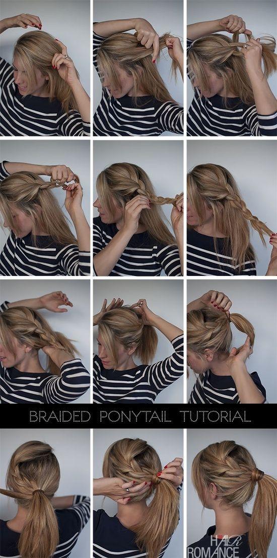 Proste i Szybkie fryzury w 2 minuty >>>>>>