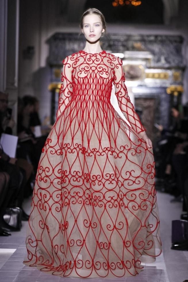 *** Valentino Haute Couture - Spring 2013 ***