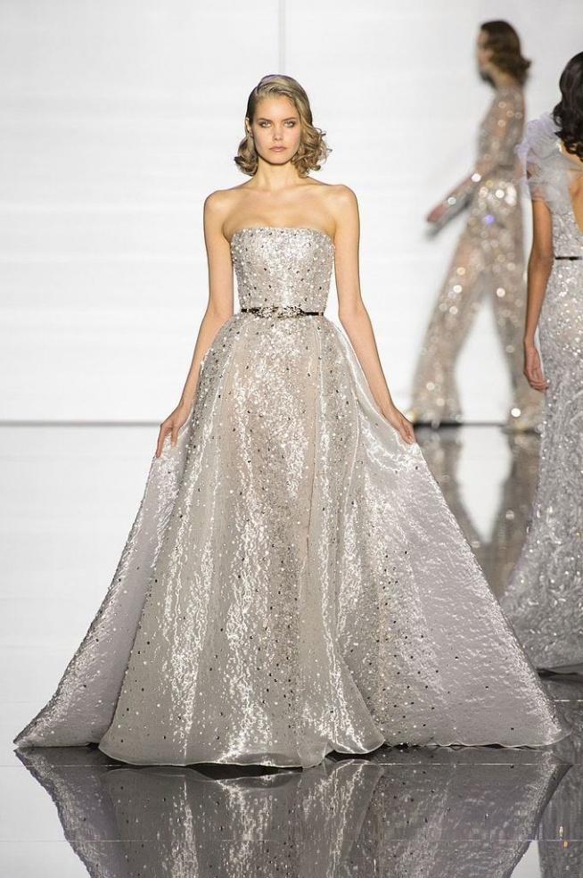 *** Zuhair Murad Haute Couture Wiosna 2015 - moda ślubna ***