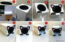 Domek dla kota