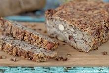 Wegański chleb bez mąki