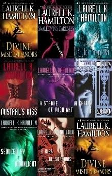 Hamilton Laurell K. - Meredith Gentry