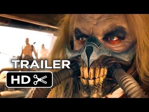 Mad Max: Fury Road Official Comic-Con Trailer (2015) - Tom Hardy Post-Apocalypse Movie HD  Polecam każdemu iść do kina 4D, będziecie mieć niezapomniane doświadczenie!