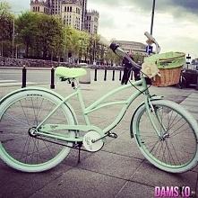 O kurcze...na takim rowerku to moglabym cały dzien zasuwać:D
