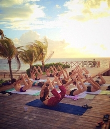 Yoga! Ktoś ćwiczy? :)