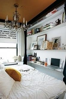 Fajne zagospodarowanie tak małej przestrzeni :) Więcej inspiracji na blogu moojconcept .com ZAPRASZAM :)