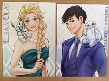 Ktoś ma talent *-* Elsa z O...