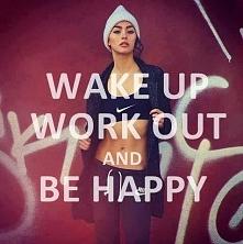 Jak idą ćwiczenia ? :) ja dzisiaj ćwiczyłam trening Ewy Chodakowskiej :)napra...