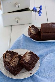 Ciasto 2 w 1  Składniki:  R...
