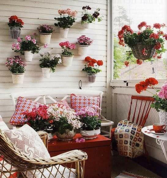 انتيكآ وجمال الورد 6948-balkon-w-kwiata