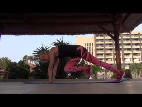 Żelazny trening - mocny, płaski, jędrny brzuch. Pozbądź się oponki!