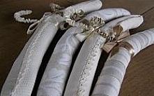 Dekoracyjne wieszaki na ubrania