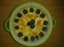 Bananowe płatki jaglane!  Pyszne i zdrowe