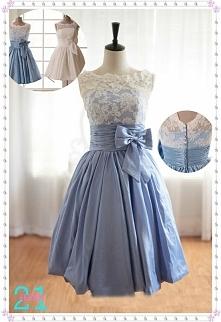 Piękna sukienka, idealna na...
