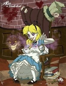 Alicja w krainie Mroku :D
