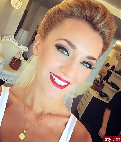 Propozycja Makijażu ślubnego Dla Blondynek Na Makijaż Zszywkapl