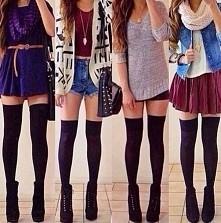 wolicie spodnie czy spódniczki?