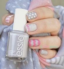 nails #essie