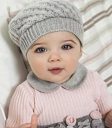 Jaka śliczna *.* Te oczy!!