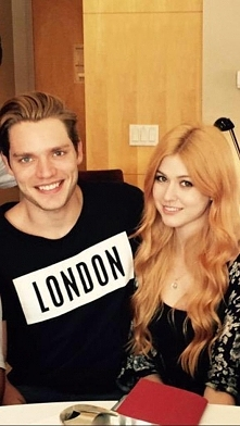 Our NEW Jace and Clary Shadowhunters