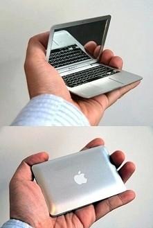 podręczne lustereczko 'Apple' :D