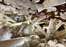 Kryształowa Jaskinia, Naica, Meksyk
