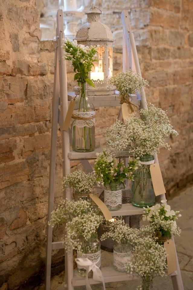 Pomysł Na Dekorację ślubną W Rustykalnym Stylu Co Myślicie Na