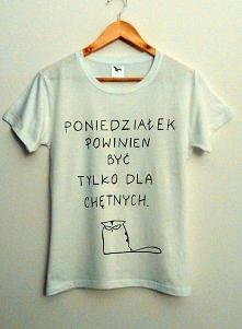 Napis wykonany specjalnymi farbami do tkanin odpornymi na spieranie :)