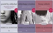 Czytając te książki miałam łzy w oczach.