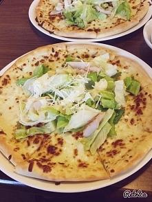 Pizza Cezar :D Z Pizza Hut <3