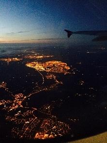 Za 9 dni juz wakacje !! Lecimy do polski ❤️ nie mogę sie doczekać, a widoki z okna samolotu bedą znowu powalające :D
