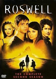 Pamiętacie serial Roswell w kręgu tajemnic? Oglądałam go jak byłam mała i ter...