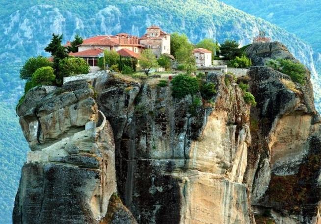 Meteory - Grecja