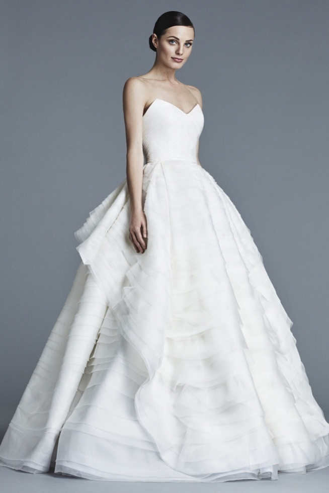 Bridal Spring 2016 J. Mendel