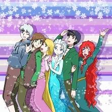 Wielka czwórka, Elsa i Tadashi