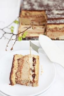 Ciasto z Masą Kawową