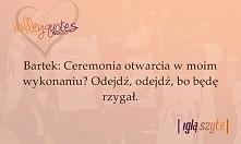 Ceremonia otwarcia Igrzysk ...