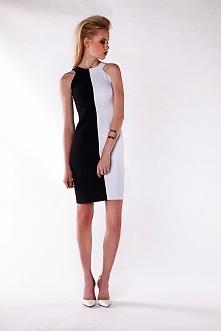 Sukienka BLACKorWHITE