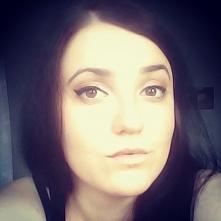 wczorajszy makijaż :)