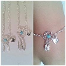 idealny prezent dla siostry lub przyjaciółki :)  Kupione w Claire's za 3...