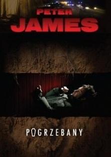 Peter James - Pogrzebany (Zabójczy żart)