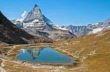 Mount Matterhorn <3- Góra Moich Marzeń