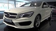 Mercedes CLA  R:2 14