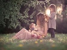 Mama z dziećmi