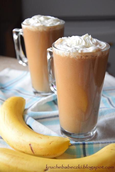 Kawa bananowa na zimno  Przepis po kliknięciu w zdjęcie :)